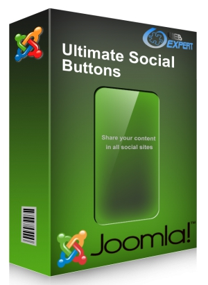 Ultimate Facebook Social Buttons (Facebook / Twitter / Google etc)